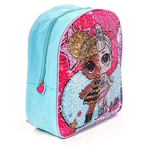 LOL Surprise, Zainetto per bambini Rosa rosa 32 x 25 x 11 cm