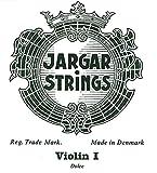 Cordes Jargar Violon Jeu Argent; Medium