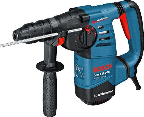 elektro bohrhammer Bosch Professional Bohrhammer GBH 3-28 DFR (800 Watt, Schlagenergie max: 3,1 J, Wechselfutter SDS-plus)