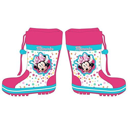 Botas agua Minnie Disney 24-25-26(2)-27(2)- 28(2)-29(2)-30-31