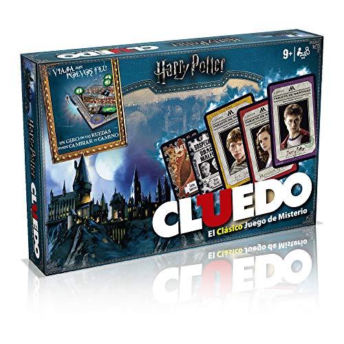 Cluedo Harry Potter. Juego Mesa Misterio- Versión