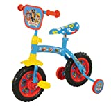 PAW PATROL M14523 2-in-1 Training Bike, 10-Inch