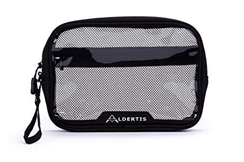 Aldertis - Neceser Viaje Transparente Hombre avión