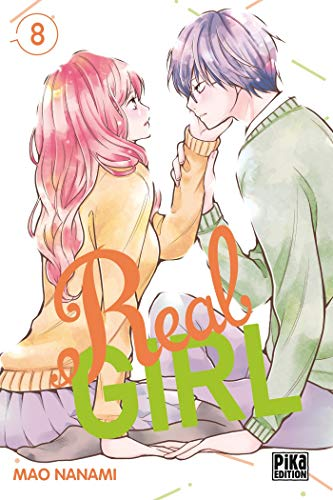 Real Girl Edition simple Tome 8