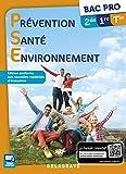Prévention Santé Environnement (PSE) 2de, 1re, Tle Bac Pro - Pochette élève