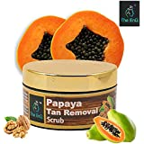 "The EnQ Papaya Tan Removal ""GENTLE AND MILD "" Scrub 