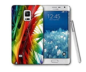 Snoogg Colorful Thrones Printed Protective Phone Back Case Cover For Samsung Galaxy NOTE EDGE