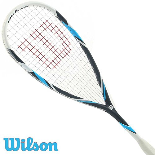 Wilson PRO TEAM - Power Squashracket 496 cm², 150 g leicht