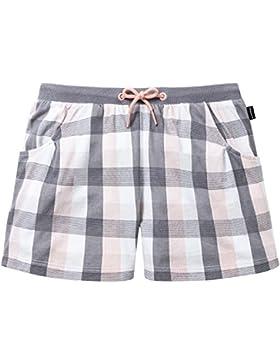 Schiesser Mädchen Schlafanzughose Mix & Relax Jerseyshorts