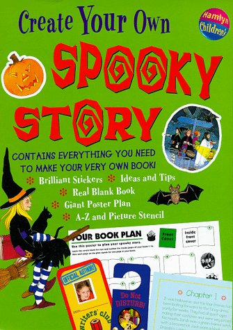 Create your own spooky story.