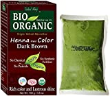 Indus Valley 100% Organic Dark Brown Hai...