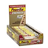 Image of Powerbar Energize Riegel, Bella Italia, 25 x 55 g, 1er Pack (1 x 1,4 kg Packung)