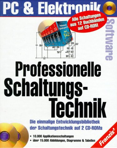 Professionelle Schaltungstechnik CD-ROM