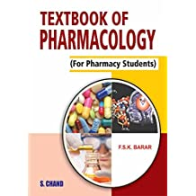 Textbook of Pharmacology (English Edition)