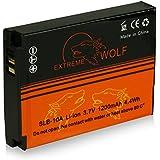 Power Batería SLB-10A para Samsung Digimax ES55 | ES60 | EX2F | IT100 | L100 | L110 | L200 | L210 | L310W | M100 | NV9 | PL50 | PL51 | PL55 | PL60 | PL65 | PL70 | WB150F | WB200F | WB250F | WB500 | WB550 | WB700 | WB750 | WB800F | WB850F | WB2100