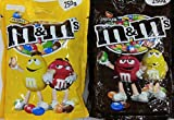 #10: m&m's Combo Gift Pack of 2 (m&m's Milk Chocolate 250g, m&m's Milk Chocolate covered with Peanuts 250g)