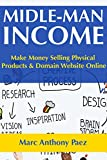 Middle-Man Income: Make Money Selling Physical Products & Domain Website Online (English Edition)