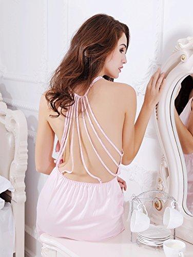 0 Touch Sexy Suspension Silk Rock Pink