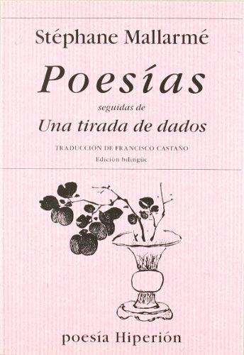 Poesías seguidas de una tirada de dados (Poesía Hiperión)