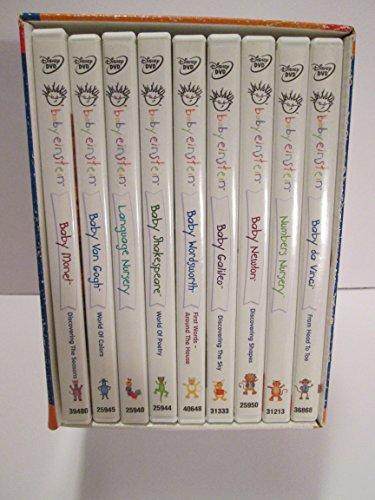 Baby Einstein Collection 1 (9 DVDs)