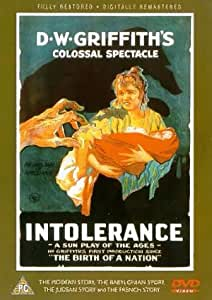 Intolerance: Love's Struggle Throughout the Ages [UK Import]