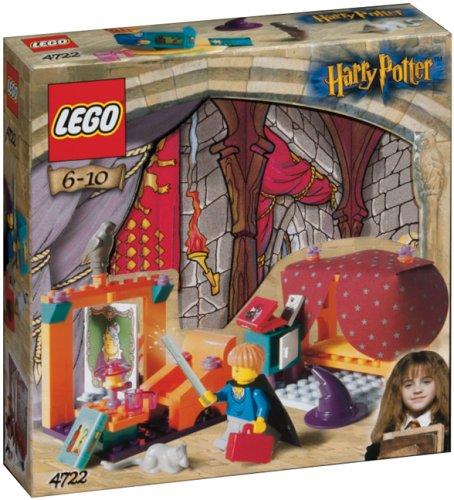 LEGO-Harry-Potter-4722-Gryffindor-Dormitory