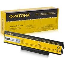 PATONA Batería para Laptop / Notebook Fujitsu-Siemens ESPRIMO Mobile V5515 | V5535 | V5555 - [ Li-ion; 4400mAh; negro ]