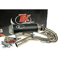 Turbo de escape Kit de 2 en 1 quad/ATV para Yamaha YFM 660r-