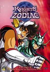 Knights of Zodiac 2: Fight for Gold Cloth [DVD] [2004] [Region 1] [US Import] [NTSC]