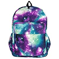 GFM Colourful or Galaxy Rucksack Backpack A4 FOLDERS School, Leisure etc For Boys and Girls