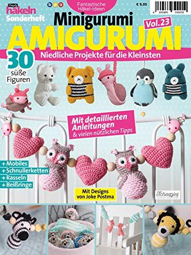 Ideen: Minigurumi AMIGURUMI Vol. 23: Niedliche Projekte für die Kleinsten ()
