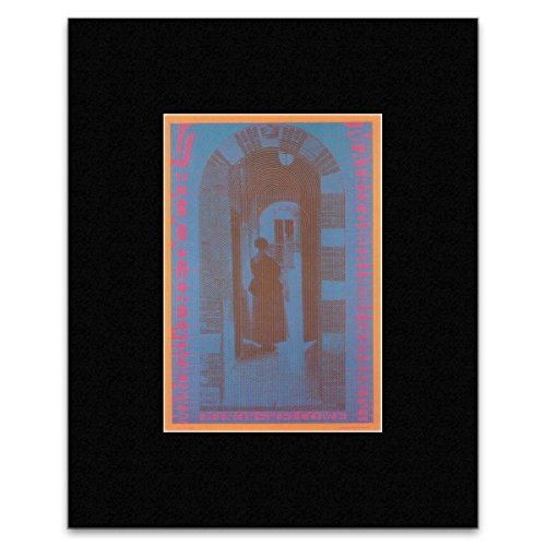 Die Türen–Die Matrix San Francisco 1967Mini Poster–36x 28cm