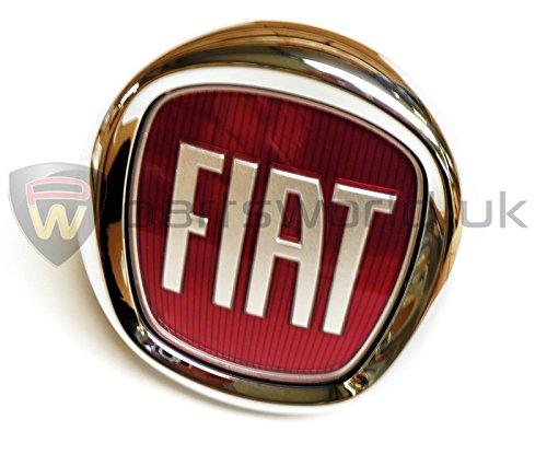 genuine-fiat-punto-evo-bravo-rear-boot-badge-boot-release-735579354
