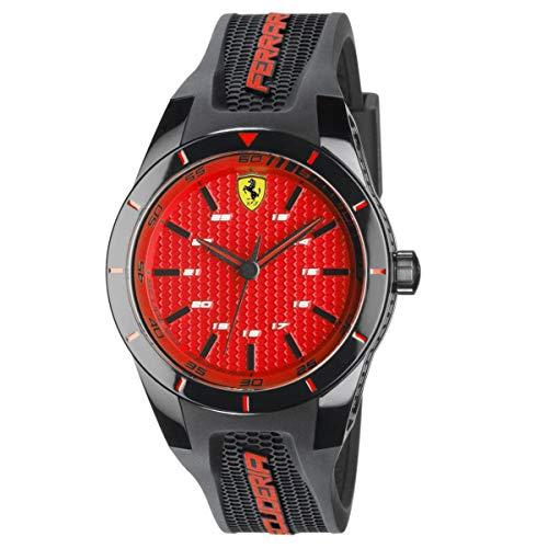 4566ec94b2da Ferrari Forza Ferrari De los Hombres Reloj 0830552