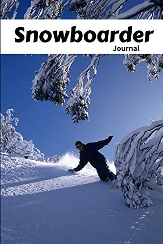 Snowboarder Journal por Jaimie P. Journals