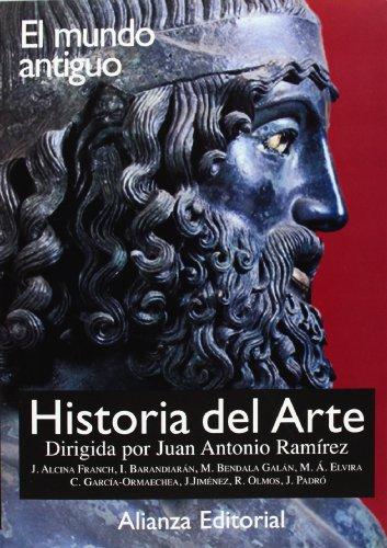 Historia del arte. 1. El Mundo Antiguo (Libros Singulares (Ls))
