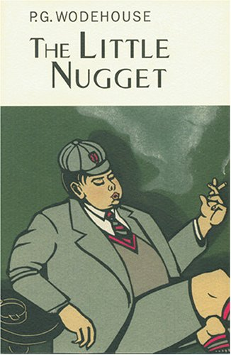 Book cover for The Little Nugget