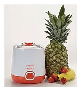 ARIETE Yogurella 621 Yogurtiera Compatta Capacità 1 Litro Potenza 20 Watt Colore Bianco
