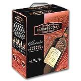 Badgers Creek Shiraz Cabernet Vin Rouge d'Australie 3 L