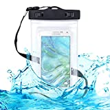 kwmobile Wasserdichte Smartphone Outdoor Beachbag