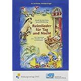 KonLab - Reime, Rhythmus, Kinderlieder: Reimlieder für Tag und Nacht: Audio CD