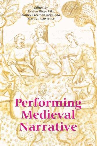 Performing Medieval Narrative: 0