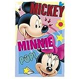 Manta Polar Mickey Minnie Disney