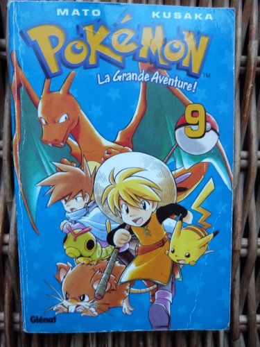 POKEMON! La grande aventure ! vol 9