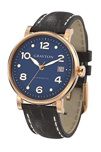 Automatic Watch Grayton s.8-40-011