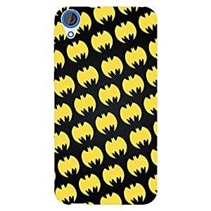 EYP Superheroes Batman Dark knight Back Cover Case for HTC Desire 820Q