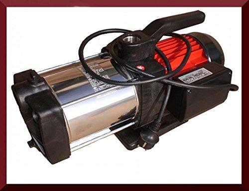 Inox MULTI HWA 3000 Kreiselpumpe 1250 Watt 6000 L/h - 2