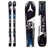 Atomic Nomad Blackeye Ti ARC Rocker Ski schwarz/blau + Atomic XTO 12 Bindumg , Größe:181