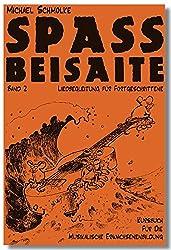 SPASS BEISAITE, Band 2: Liedbegleitung für Fortgeschrittene