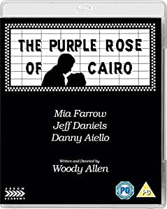The Purple Rose Of Cairo [Blu-ray]
